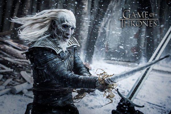 Game of Thrones poszter – White Walker