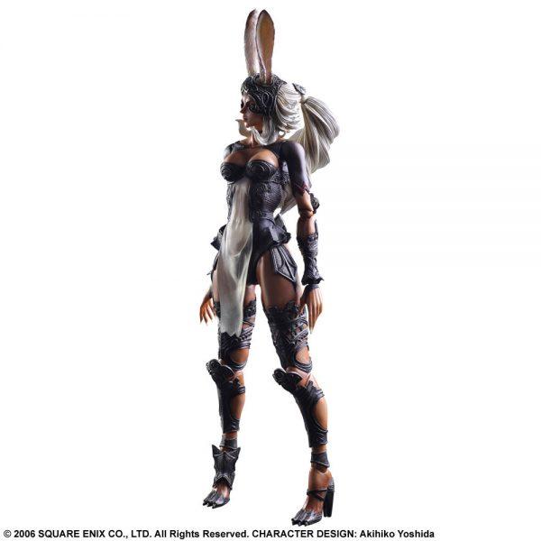 Final Fantasy XII Play Arts Kai Action Figure Fran 31 cm
