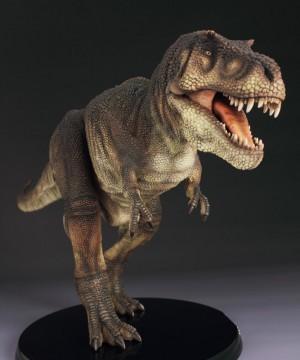 Master Fossil Life Model Series PVC Statue Tyrannosaurus Rex 47 cm