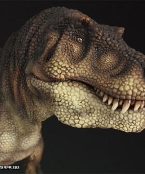 Master Fossil Skeleton Model Series PVC Statue Velociraptor 41 cm