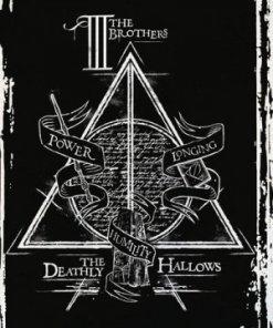 Harry Potter poszter - Deathly Hallows