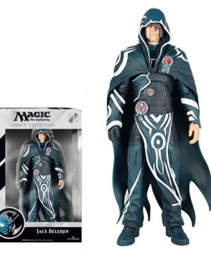 Magic the Gathering Legacy Collection Action Figure Series 1 Jace Beleren 15 cm