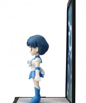Sailor Moon Tamashii Buddies PVC Statue Sailor Mercury 9 cm