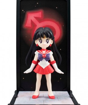 Sailor Moon Tamashii Buddies PVC Statue Sailor Mars 9 cm