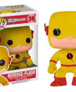 DC Comics POP! Vinyl Figure Reverse-Flash 9 cm