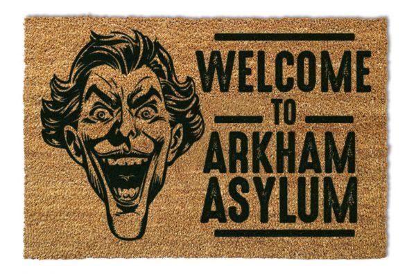 Batman Arkham Asylum Doormat The Joker 40 x 60 cm