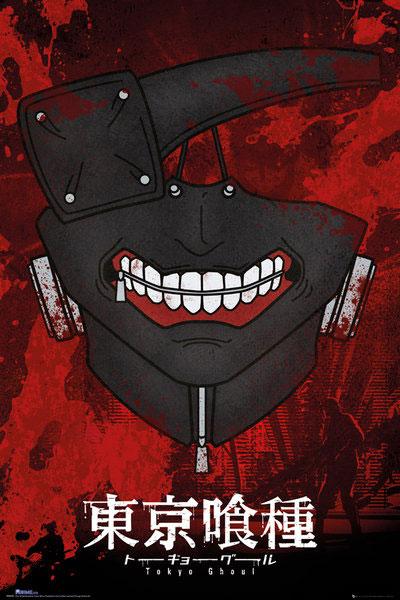 Tokyo Ghoul poszter – Mask