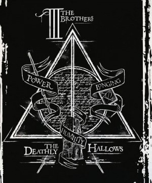 Harry Potter poszter - Deathly Hallows