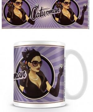 DC Comics Bombshells Mug Catwoman