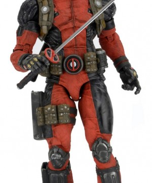 Marvel Comics Action Figure 1/4 Deadpool 45 cm