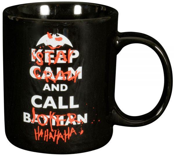 Batman Mug Logo