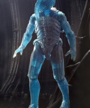 Prometheus Series 3 Deluxe Action Figure Case 18 cm