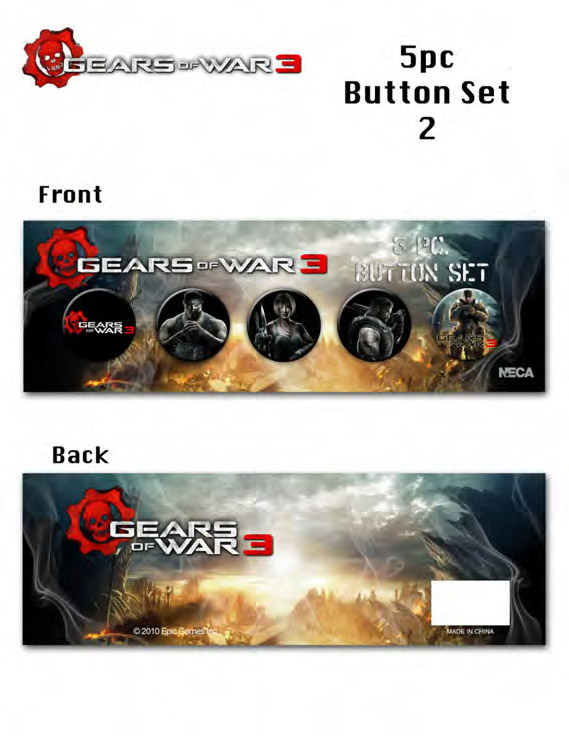 Gears of War 3 Badge Pack Box Art (5)