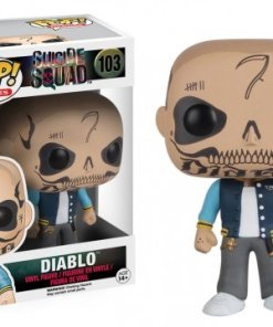 Suicide Squad POP! Heroes Vinyl Figure Diablo 9 cm
