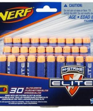 Nerf Elite szivacslövedék (30db)