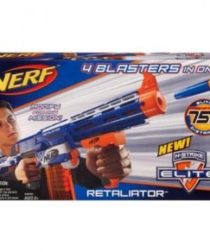 Nerf Nstrike Elite Retaliator szivacslövő fegyver