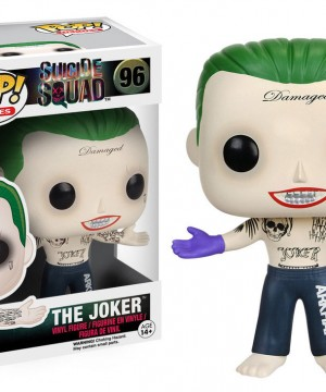 Suicide Squad POP! Heroes Vinyl Figure The Joker 9 cm
