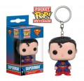 DC Comics Pocket POP! Vinyl Keychain Superman 4 cm