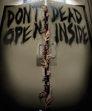 Walking Dead Poster Pack Keep Out 61 x 91 cm