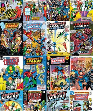 DC Comics Poster Pack Justice League Cover 61 x 91 cm