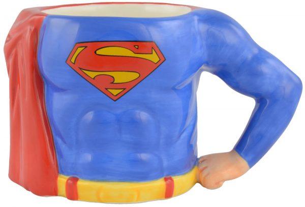 Superman Mug Torso