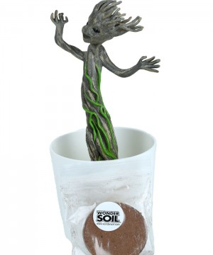 Guardians of the Galaxy Grow and Glow Figure Groot 18 cm