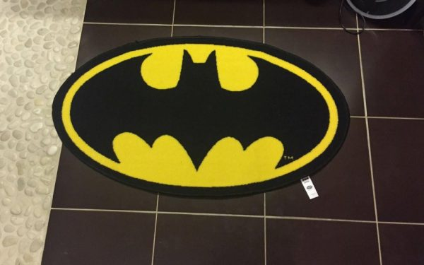 Batman Rug Logo 57 x 98 cm