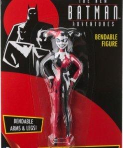 The New Batman Adventures Bendable Figure Harley Quinn 14 cm