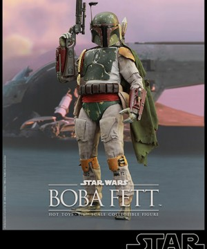 Star Wars - Boba Fett Episode VI 30 cm