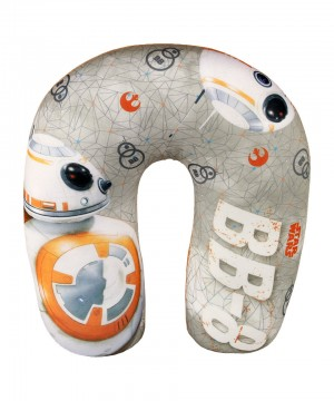 Star Wars Episode VII Neck Cushion BB-8 35 x 35 cm