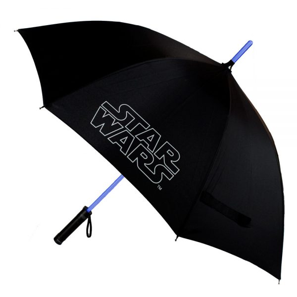Star Wars Light Up Function Umbrella Lightsaber
