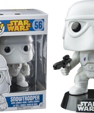 Star Wars POP! Vinyl Bobble-Head Snowtrooper 10 cm