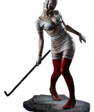 Silent Hill 2 Statue 1/6 Bubble Head Nurse SDCC Exclusive 28 cm