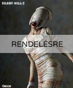 Silent Hill 2 Szobor - 1/6 Bubble Head Nurse SDCC Exclusive 28 cm