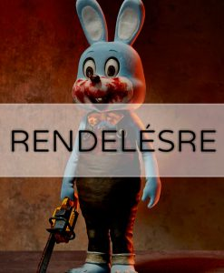 Silent Hill 3 Szobor - 1/6 Robbie the Rabbit Blue Version 34 cm