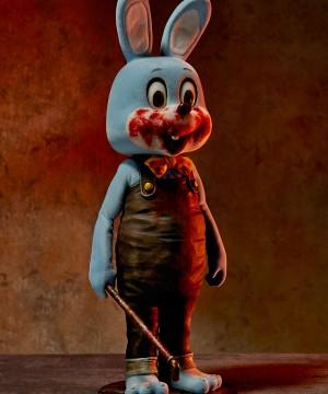 Silent Hill 3 Statue 1/6 Robbie the Rabbit Blue Version 34 cm