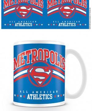 DC Comics Mug Metropolis Athletics