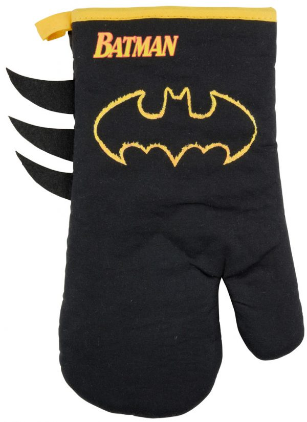 Batman Oven Glove Logo