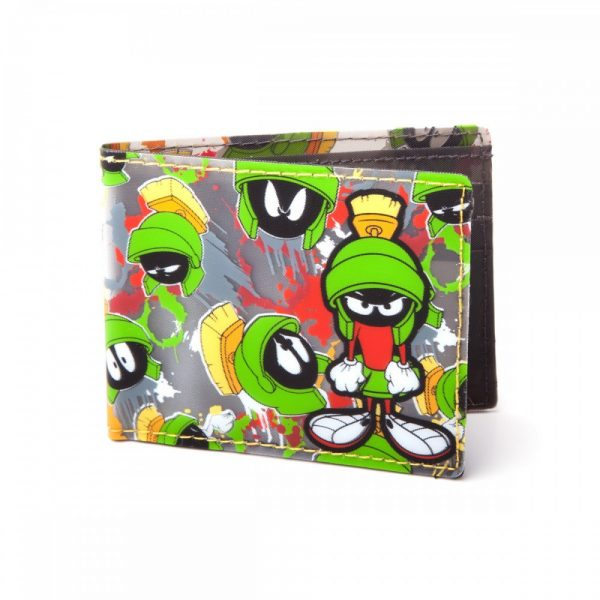 Looney Tunes Wallet Marvin