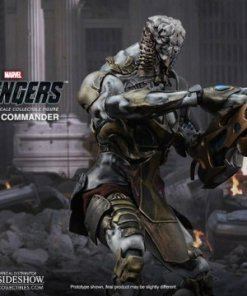 Marvel Comics Avengers - Chitauri Commander