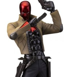 DC Comics, ARTFX+, PVC, Szobor, 1/10, Red Hood ,(The New 52), 21 cm