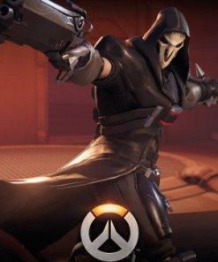 Overwatch - Reaper poszter