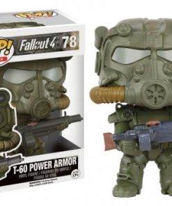 Fallout 4 POP! Games Vinyl Figure T-60 Power Armor (Green) 9 cm