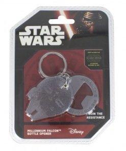 Star Wars Episode VII - Millenium Flacon kulcstartó és sörnyitó