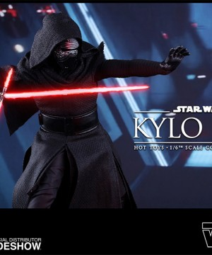 Hot Toys Star Wars - Kylo Ren Episode VII (33 cm)