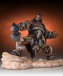 World of Warcraft - Durotan szobor