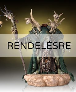 World of Warcraft - Gul'dan szobor