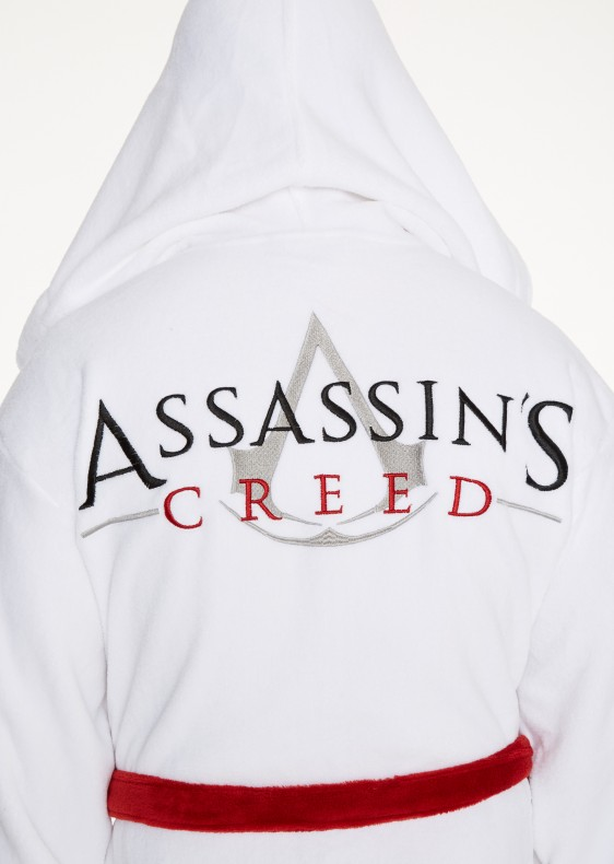 Assassin's Creed köntös - Fehér Assassin