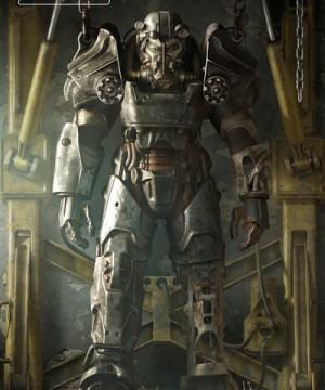 Fallout 4 poszter – Art Poster