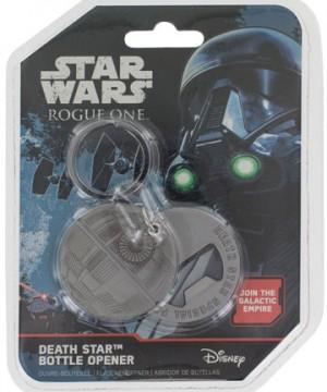 Star Wars - Rogue One Halálcsillag kulcstartó és sörnyitó
